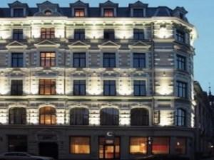 Отель в Старой Риге